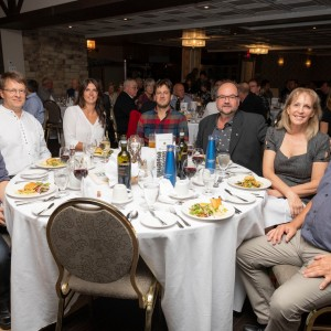 Souper-bénéfice 2019 - Table d'invité.e.s d'honneur