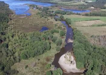 COURRIER FRONTENAC - Les Irlandois poursuivent leur combat pour le lac à la Truite