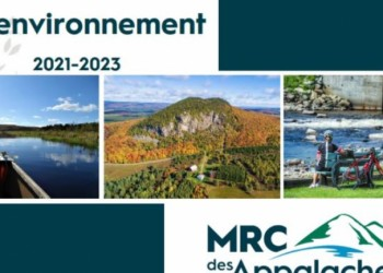 La MRC des Appalaches adopte son premier plan d'action en environnement